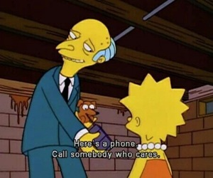 the simpsons, simpsons, and lisa image