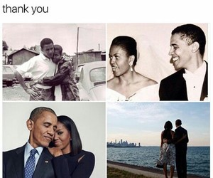 thank you, couple, and first lady image