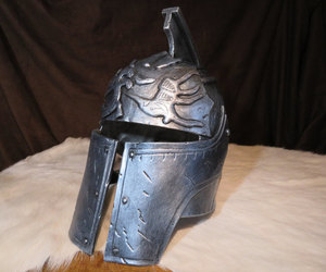 armor, replica, and prop image