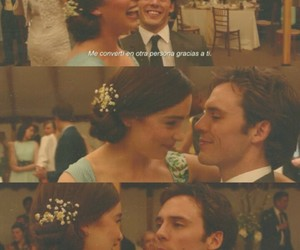 me before you, book, and frases image