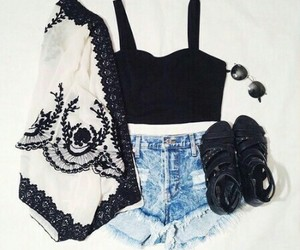 glam and oufit image