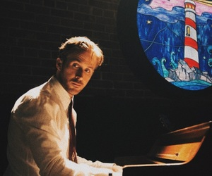 ryan gosling, la la land, and jazz image