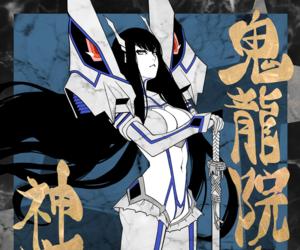 anime, ecchi, and satsuki image