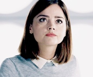 doctor who, twelfth doctor, and jenna coleman image