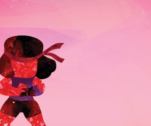 ruby and steven universe image