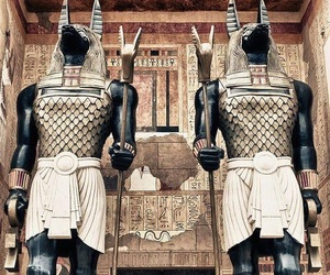egypt and anubis image