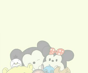 disney, cute, and tsum tsum image