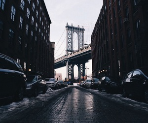 new york, photography, and street image