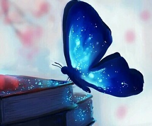 butterfly book image