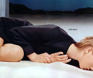 Prada, fashion, and model image