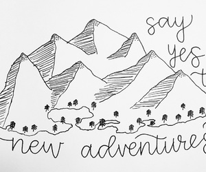 adventures, black and white, and classic image