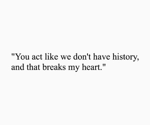 heart, history, and quote image