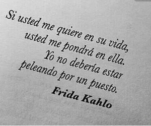 frases, frida kahlo, and Frida image