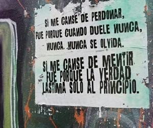 frases, perdon, and rock image