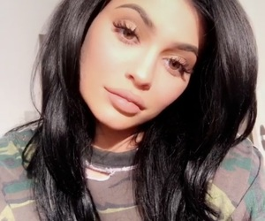 girl, kylie jenner, and jenner image