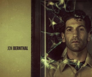 the walking dead and jon bernthal image