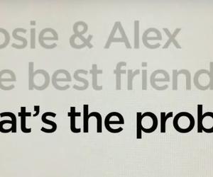 alex, rosie, and love rosie image