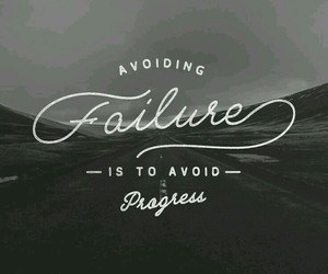 failure, quotes, and motivation image