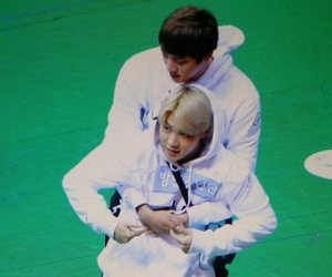 jin, isac, and bts image