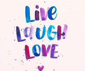 art, laugh, and live image