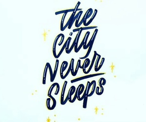 city, cool, and night image