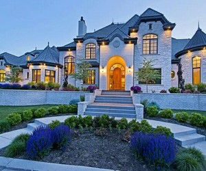 dream house image