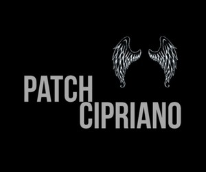 blanco y negro, patch cipriano, and book image