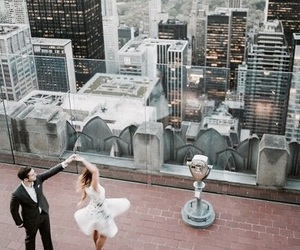 couple, dance, and new york image