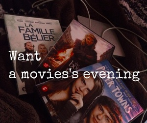 easel, movies, and paper towns image