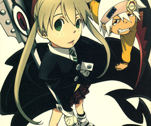 soul eater and anime image