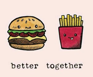 food, wallpaper, and better together image