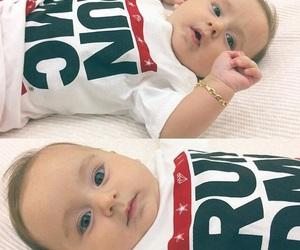 baby, rundmc, and cute image