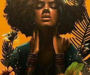 africa, art, and beautiful image