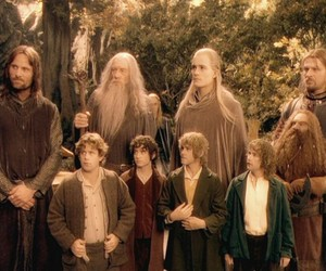 gandalf, hobbit, and lord of the rings image