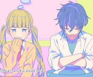 anime, shoujo, and anime cute image