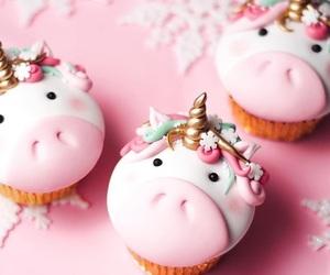 cake, unicorn, and ًًًًًًًًًًًًً image