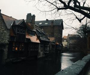 belgium, travel, and bruges image