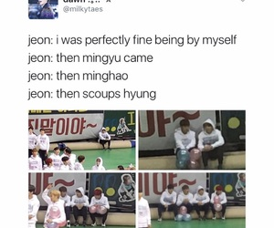 memes, Seventeen, and bts image