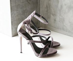 grey, heels, and shoes image