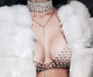 fashion, luxury, and choker image