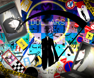 anime, art, and celty image
