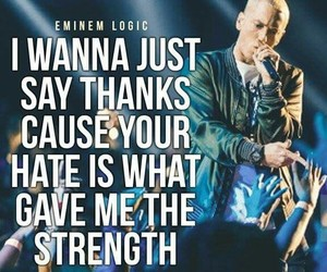 eminem, famous, and quotes image