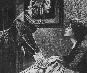 ouija and ghost image