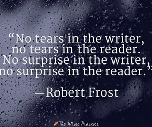 quote, reader, and robert frost image