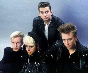 depeche mode, 1980s, and dm image
