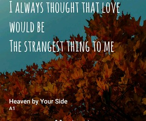 love quotes, Lyrics, and quotes image