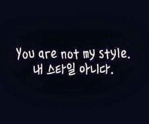 korea, language, and quotes image
