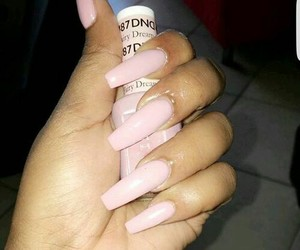 chic, nails, and pretty image