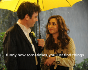 himym, TED, and tracy image