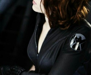 Scarlett Johansson, Avengers, and black widow image